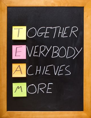 Teamwork icon 1