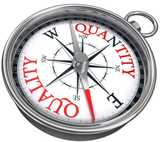Quality compass